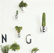 Jar up vægbeslag Design Letters  krukker