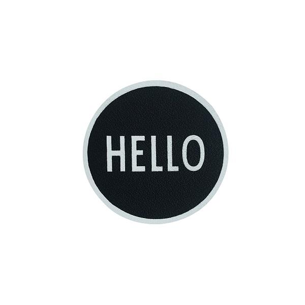 My Cover Iphone Style sticker HELLO fra Design Letters