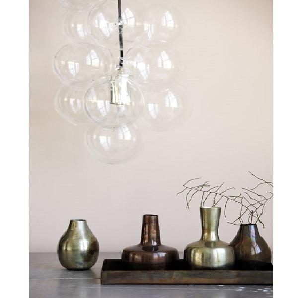 diy glaskugle loftlampe med glaskugler fra house doctor k bes online her fri fragt. Black Bedroom Furniture Sets. Home Design Ideas