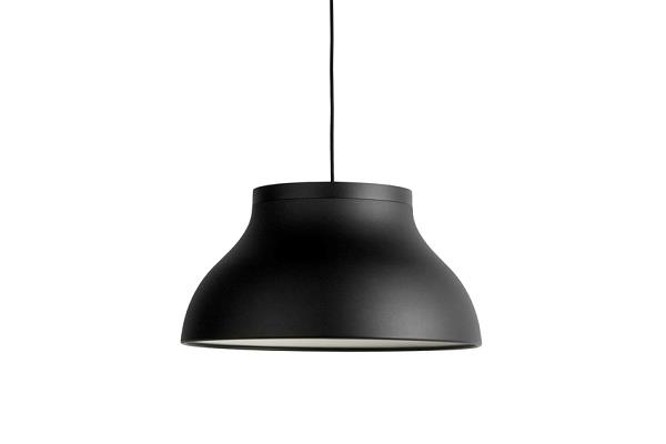 Loftlampe PC Pendant medium i sort fra Hay