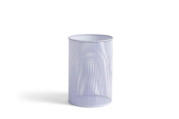 Perforated Bin M lavendel - Skraldespand - paraplyspand fra HAY