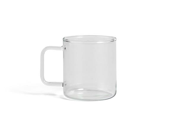 Glas kaffekop fra HAY - Glass Coffee Mug