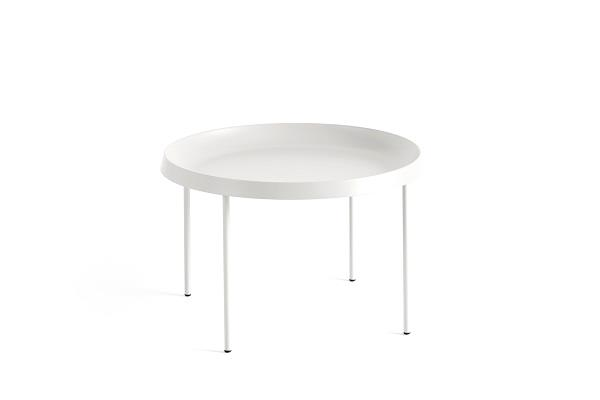 Velsete Køb online Tulou bakkebord rundt i hvid fra Hay- fragt fri UJ-13