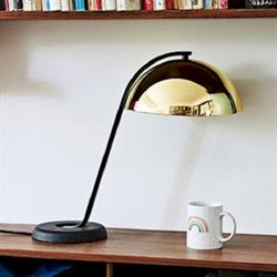 Bordlampe Cloche messing fra HAY
