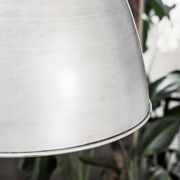 Volumen gunmetal loftlampe stor fra House Doctor