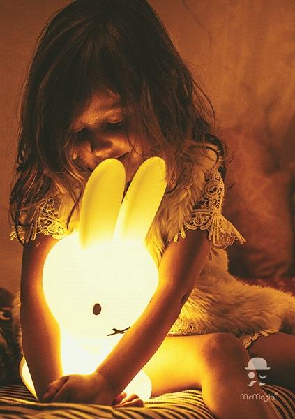 Miffy First lampe - kaninlampe fra Mr Maria