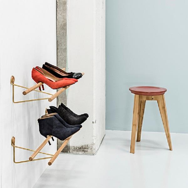 Shoe Rack fra We Do Wood