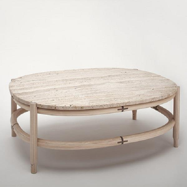 So Table - sofabord oval i træ fra EO