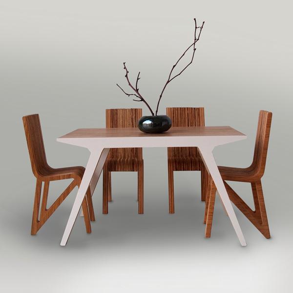 Topmoderne Dukkehus møbler fra Miniio arkitekttegnet køb online HV-91